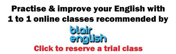 Blair English online classes