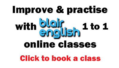 Blair English online classes