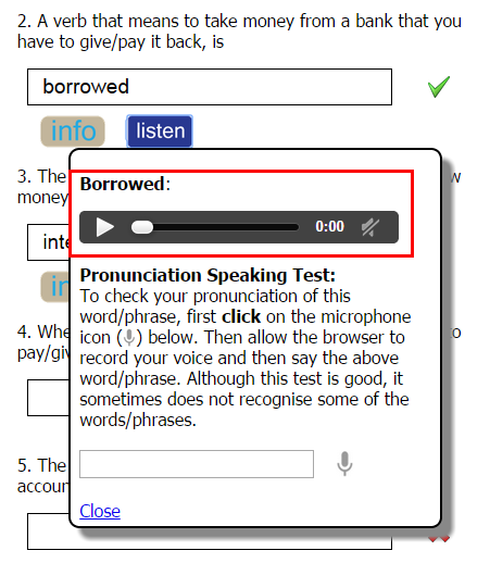 How to do the online exercises   Blair English